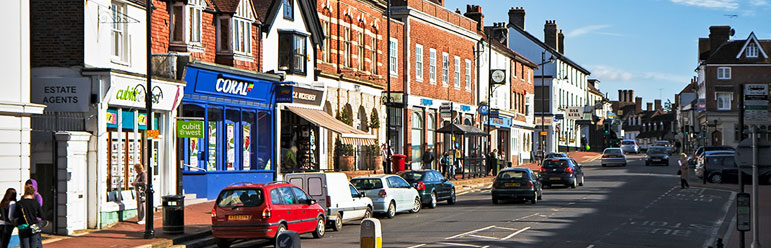 Make the High Street part of the community again